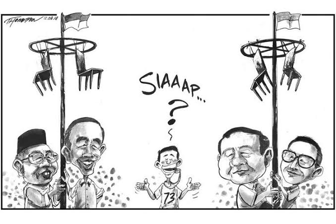 5 Hal Yang Entah Ke Mana Di Debat Perdana Pilpres 2019 Kemarin