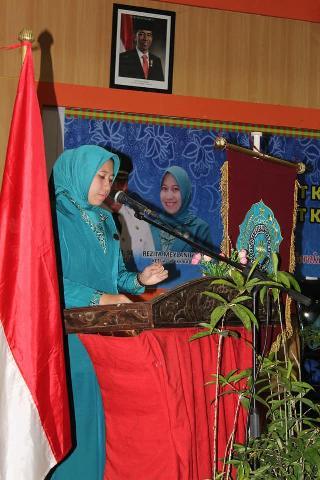 Galery Rapat Konsultasi TP PKK Kabupaten Indragiri Hulu Tahun 2019
