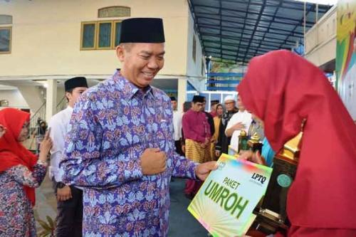 Realisasi Program Strategis Pemerintah Kota Pekanbaru Dalam Kepemimpinan DR Firdaus, MT